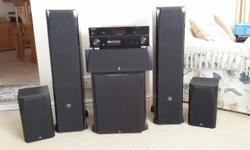Selling my Acoustic Research sound system with 12""
