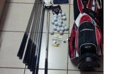 Soort: Sports Soort: Golf The golf set has only been