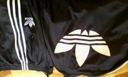 Adidas tracksuits for sale. Available in medium only.