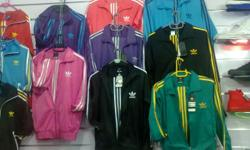 We have a wide variaty of tracksuits in different