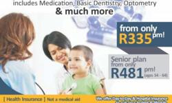 affinity health medicalplan ,for whole family