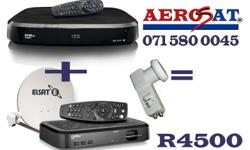 WE FIX THE FOLLOWING LOST SIGNAL DAMAGED LNBs/ DISH