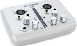 Selling my Alesis iO2 Sound Card / Audio Interface.