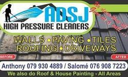 ADSJ High pressure cleaning services Offers you a great