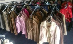 We sell all types of winter ware jackets lose and in