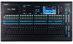 With its responsive touchscreen, 33 motor faders and