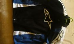 Secondhand Alphinestar motorcycle jacket for sale.
