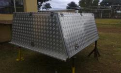 Beskrywing Aluminium Colt canopy for sale. Fits