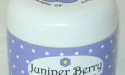 Juniper Berry targets both the symptoms and causes of