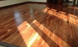 we specialize in all types of wooden flooring , blinds