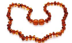 I have genuine Amber beads for sale, they are in a