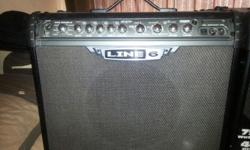 3x Line 6 guitar amps for sale : � 1.) 120W ( 2 x 12