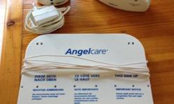 Angel care monitor model AC201 hardly used. In