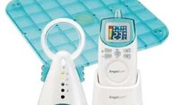AC401Movement & Sound MonitorDetects baby�s sound and
