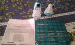 Angelcare baby monitor in excellent condition. Alarm
