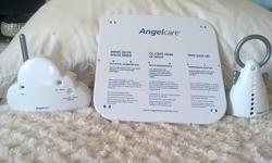 Angelcare movement and sound monitor  Model AC201 If