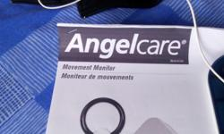 Angelcare movement monitor, almost new
