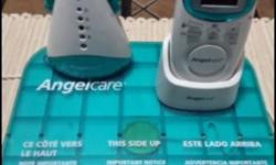The Angelcare sound and breathing monitor is a quality