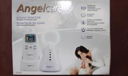 Angelcare Sound Monitor Brand New with box