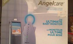 Angelcare Video, Movement & Sound Monitor for sale.