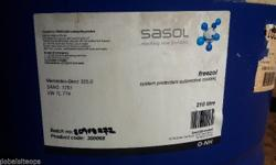 Anti Freeze CONCENTRATE made by Freezol, Sasol. 210L