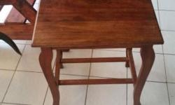 Antique table in excellent condition R250 contact