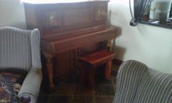 Beskrywing Antique Upright Piano for sale onco.