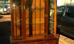 Antique wall unit  in excellent condition A2465 R4500