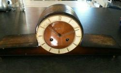Jemco clock for sale in very good condition and stil