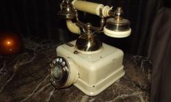 Antiques for sale Antique Telephone still works =R900