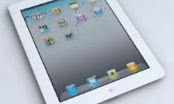 iPad 2 16gb, WiFi only, with Griffin leather case and
