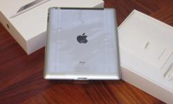 Beskrywing For Sale: Apple iPad2 32GB wifi only Black.