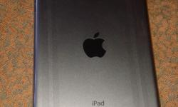 I have a Apple ipad mini for sale. Works with wi fi