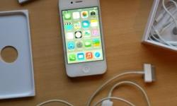 Apple IPhone 4S 16GB White, Local Vodacom Stock, with