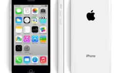 Apple iPhone 5C (WHITE 16GB) LTE Smartphone For Sale!!