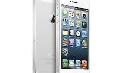 Apple IPhone 5S 64GB Silver SEALED IN BOX unwanted
