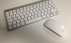 Soort: Apple Handelsmerk: Wireless Mouse and Keyboard