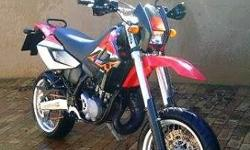 This Super Motard is in excellent condition. This is a