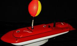 Soort: Sports Soort: Fishing Surf-Launched Bait Boat
