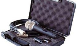 Beskrywing Fantastic dynamic performance microphone