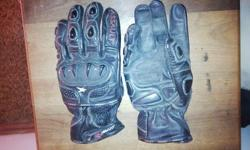 Assault short gloves with lining Size XXL, barely worn,