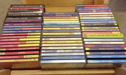 Assorted children's CD's and CD ROM's...including