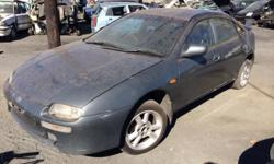 Mazda Astina. Stripping for spares . 0716031983 /