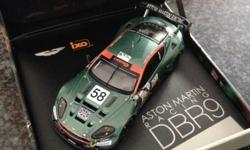 I have a Aston Martin DB9 2006 Le Mans die cast model