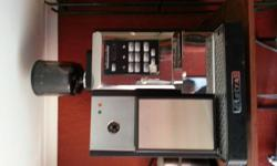 Astra Super Mega 1 Fully Automatic Coffee Machine, with