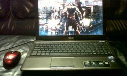 I'm selling my Asus i5 excellent condition. Windows 7,