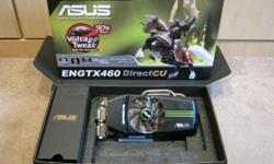 Beskrywing ASUS NVIDIA GeForce Graphics Card GTX460 -