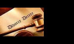 Specialist divorce attorney. Call us for maintenance,
