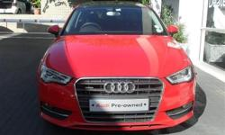 AUDI A3 Sportback 1.6 TDI Attraction S-Tronic Power -