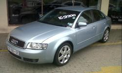 Fabrikaat: Audi Model: A4 Mylafstand: 202,000 Kms